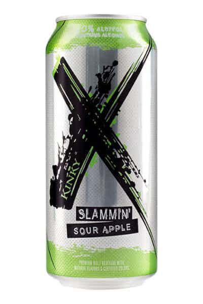 Kinky X Slammin' Sour Apple