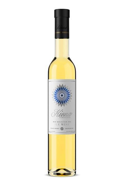Kiona Estate Red Mountain Chenin Blanc Ice Wine
