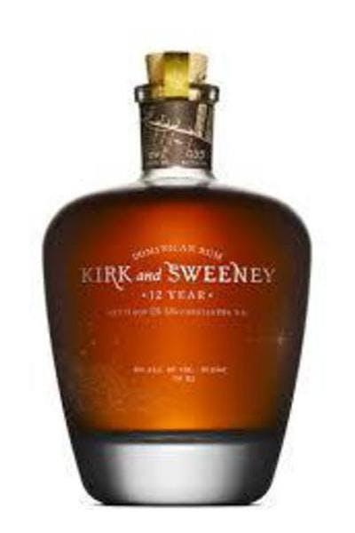 Kirk & Sweeney Rum