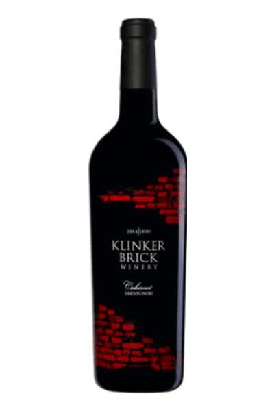 Klinker Brick Cabernet Sauvignon