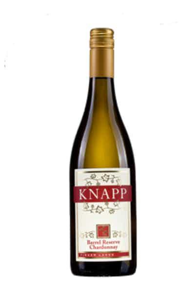 Knapp Barrel Reserve Chardonnay