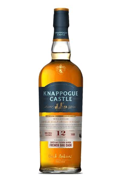 Knappogue Castle Marsala Cask Finish Irish Whiskey 12 Year
