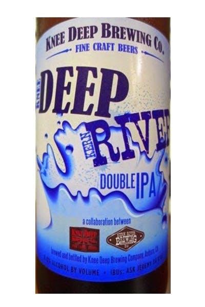 Knee Deep / Kern River Deep River Double IPA