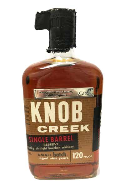 Knob Creek 9 Year Whiskey (Molly's Single Barrel)