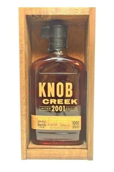 Knob Creek Limited Edition Batch #2