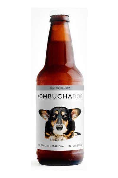 Kombucha Dog Just Kombucha