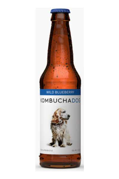 Kombucha Dog Wild Blue Ginger