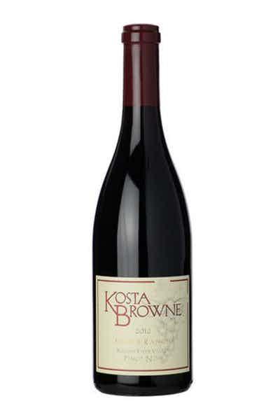Kosta Browne Pinot Noir Keefer Ranch 2012