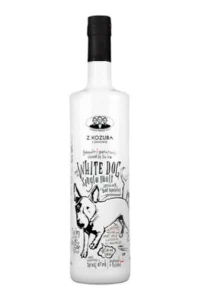 Kozuba & Sons White Dog Single Malt Rye