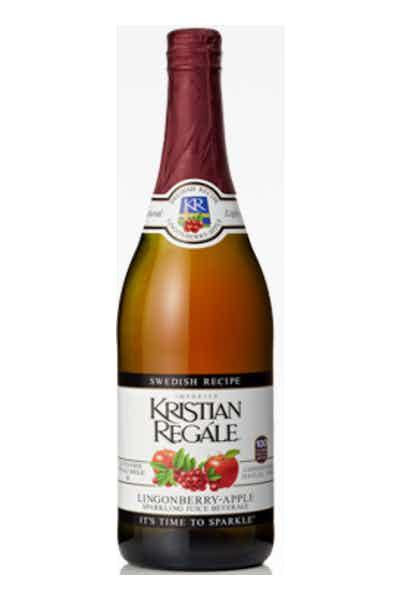 Kristian Regale Lingonberry Cider