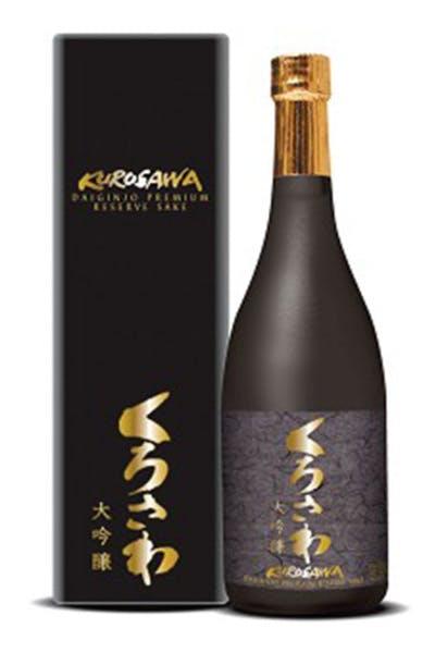 Kurosawa Sake Daiginjo Premium Reserve
