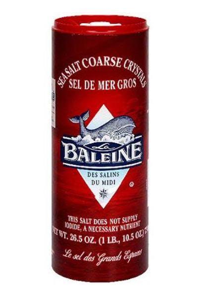 La Baleine Coarse Sea Salt
