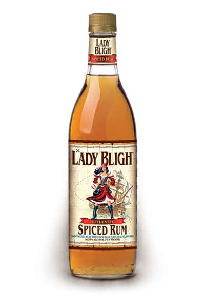 Lady Bligh Spiced Rum 72.5'
