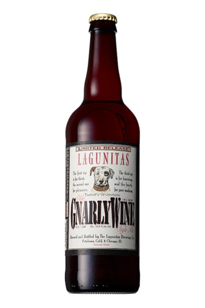 Lagunitas Olde Gnarly Wine