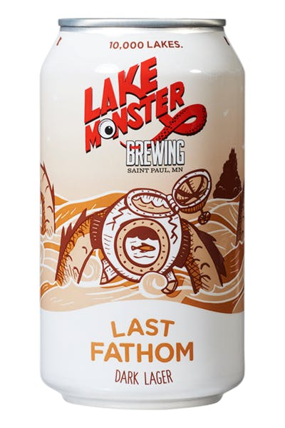 Lake Monster Last Fathom Black Lager