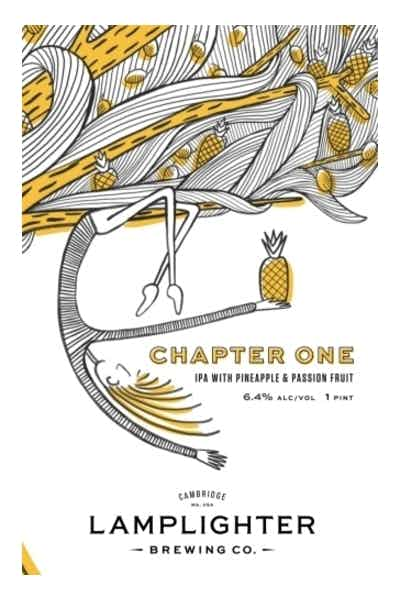 Lamplighter Chapter One IPA