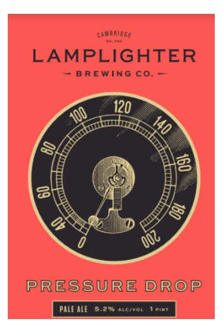 Lamplighter Pressure Drop Pale Ale
