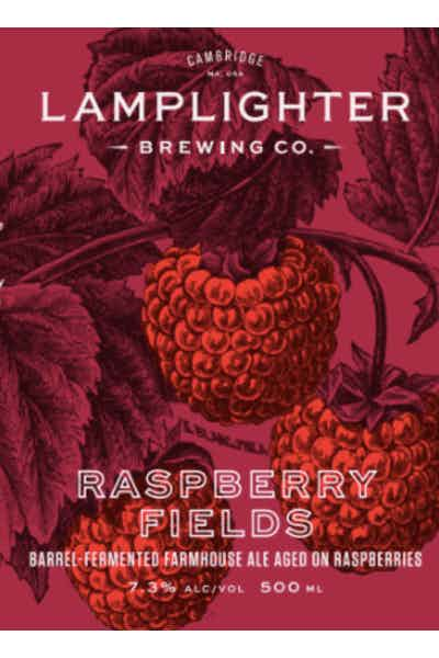Lamplighter Raspberry Fields Wild Farmhouse Ale