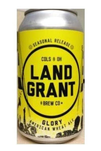 Land Grant Glory American Wheat Ale