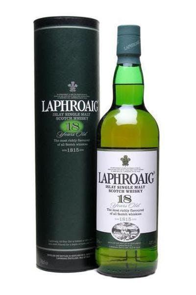 Laphroaig 18 Year