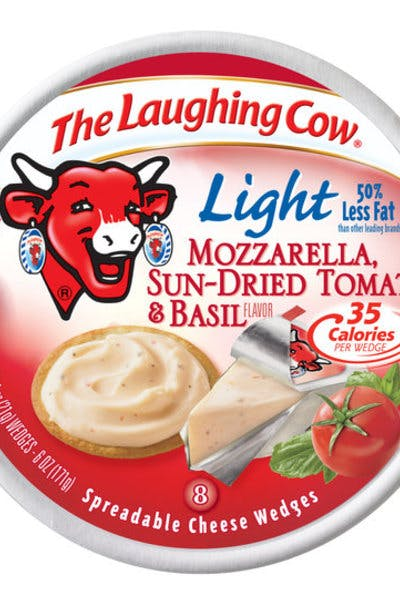 Laughing Cow Sundried Tomato