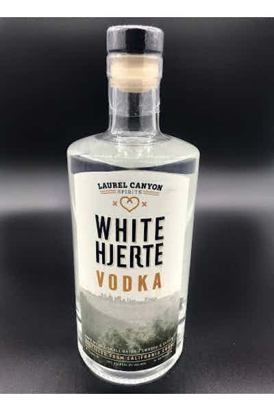 "Laurel Canyon Spirits ""White Hjerte"" Vodka"