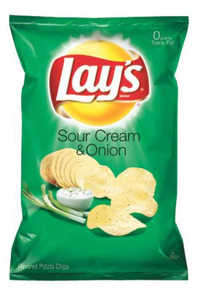Lay's Sour Cream & Onion Chips