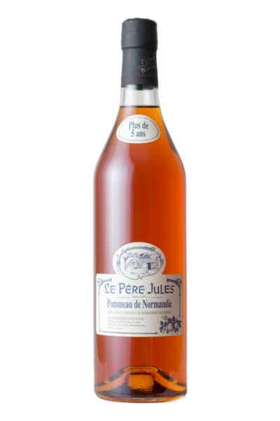Le Pere Jules Pommeau De Normandie