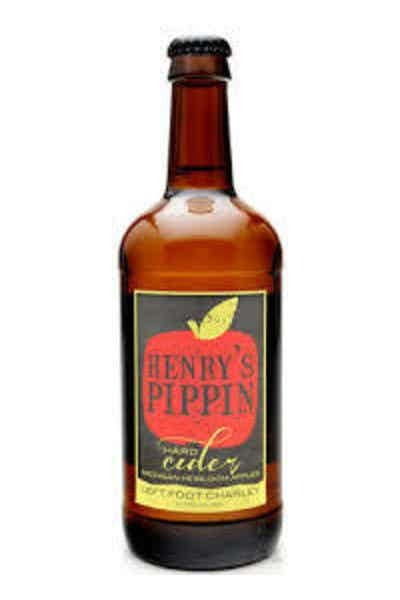 Left Foot Charley Henrys Pippin Cider