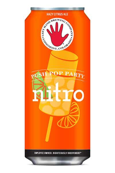 Left Hand Push Pop Party Nitro