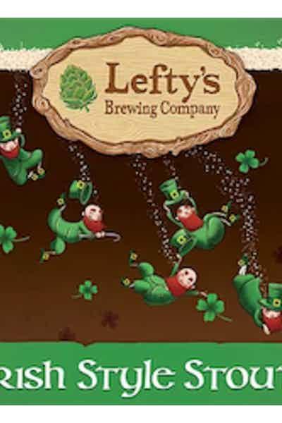 Lefty's Irish Style Stout