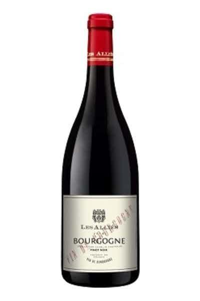 Les Allies Bourgogne Pinot Noir
