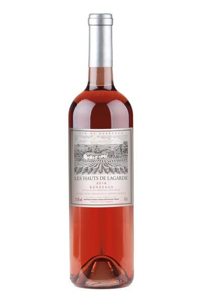 Les Hauts De Lagarde Bordeaux Rose