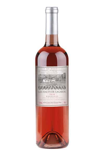 Les Hauts De Lagarde Bordeaux Rosé