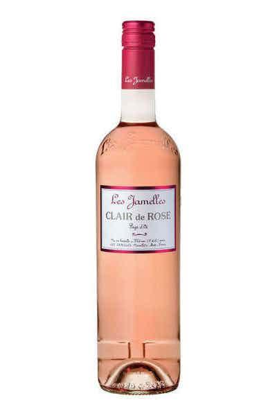 Les Jamelles Claire De Rosé