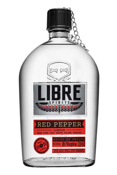 Libre Red Pepper Tequila