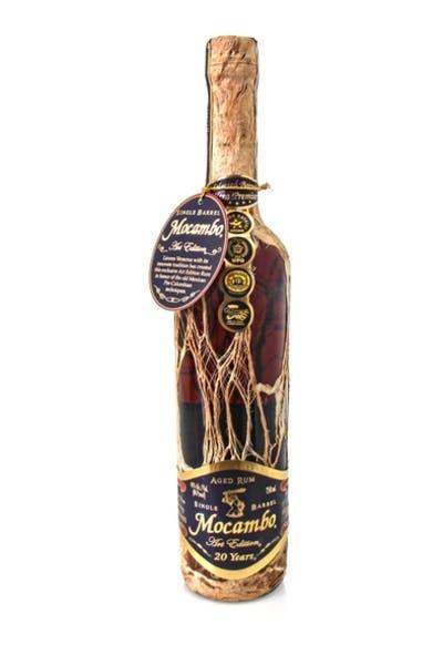 Licores Veracruz Mocambo 20 Year Rum