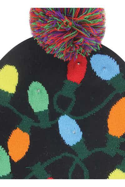 Light Up Knit Hat   Bulbs