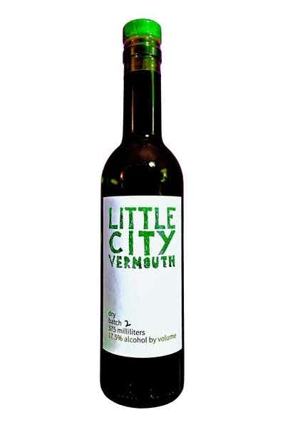 Little City Dry Vermouth