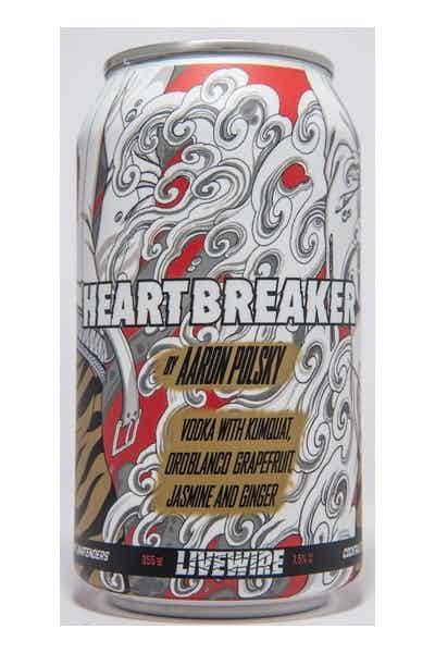 LiveWire Heartbreaker by Aaron Polsky