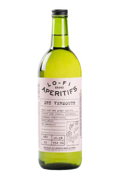 Lo Fi Aperitifs Dry Vermouth