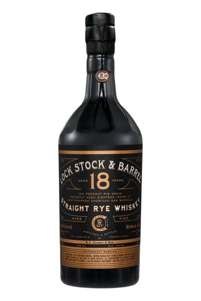 Lock Stock & Barrel 18 Year