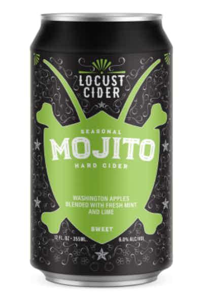 Locust Mojito Hard Cider