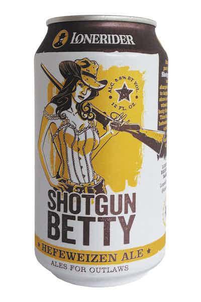 Lonerider Shotgun Betty Hefeweizen