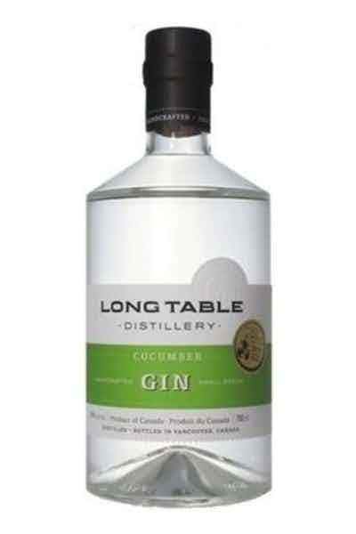 Long Table Cucumber Gin