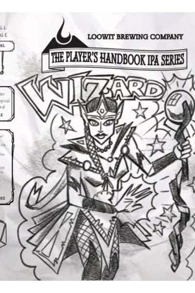 Loowit Player's Handbook - Wizard IPA