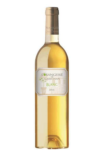 L'Orangerie De Carignan Bordeaux White