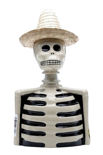 Los Azulejos Skeleton Reposado