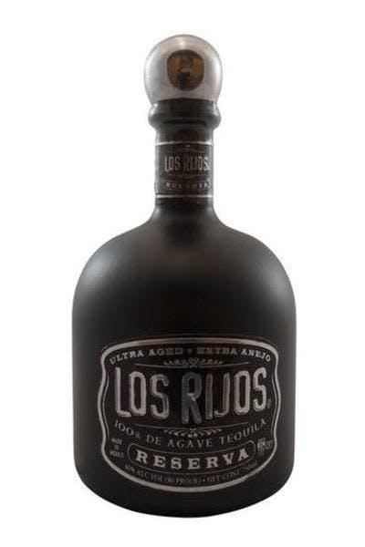 Los Rijos Reserva Ultra Aged Tequila