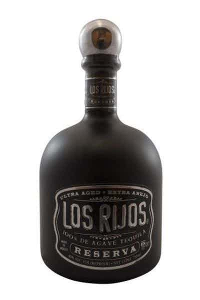 Los Rijos Reserva Ultra Aged Tequila